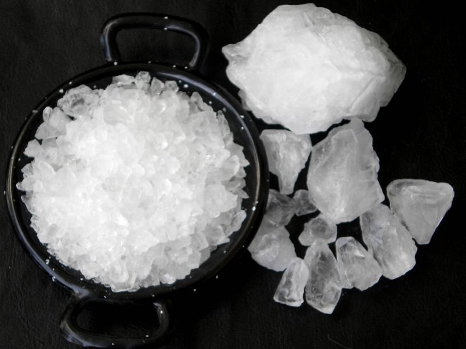 Piedra Alumbre Para la Gastritis