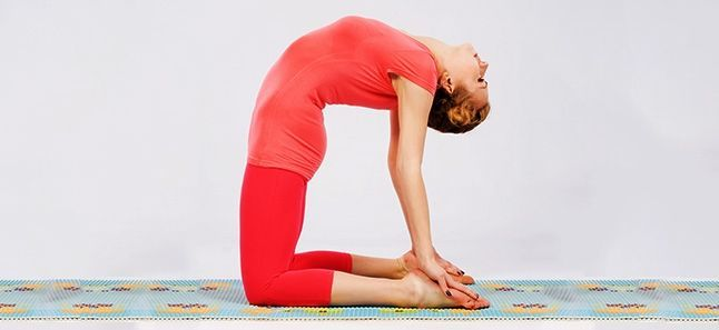 Yoga Para la Gastritis