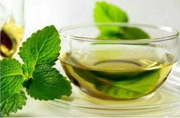 te verde causa gastritis