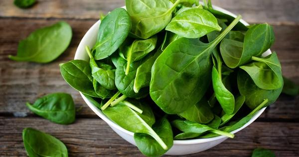 ¿La Espinaca es Buena Para la Gastritis?2