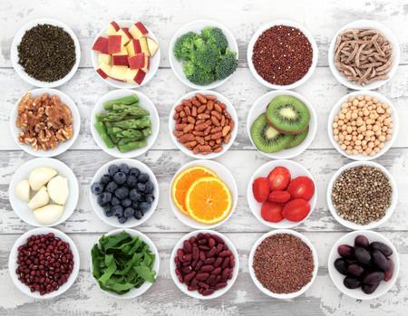 Menú Rico en Fibra Para Tratar la Gastritis