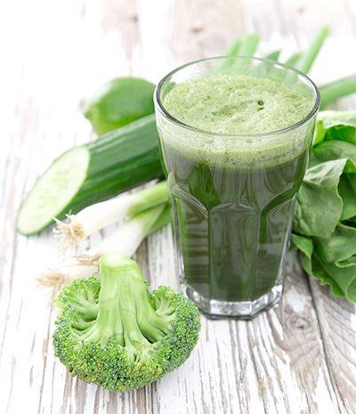 Cómo Tratar la Gastritis Con Verduras Verdes2